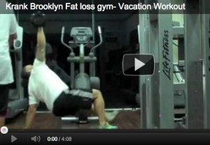 nyc personal trainer- krank brooklyn fatloss gym