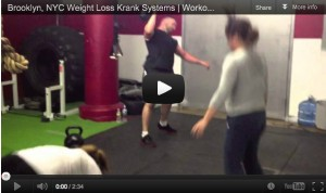 krank systems weight loss training nyc brooklyn