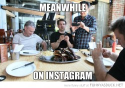funny meanwhile instagram men photos food dinner pics 250x176 funny meanwhile instagram men photos food dinner pics